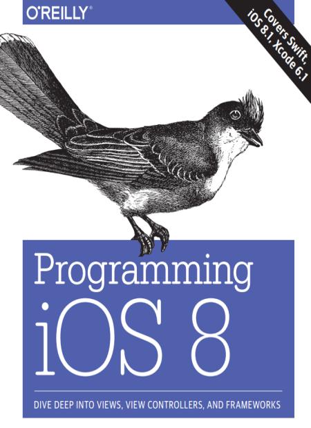 کتاب برنامه نویسی iOS