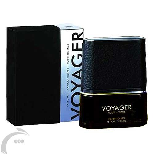 ادو تویلت مردانه امپر مدل Voyager حجم 100 میلی لیتر