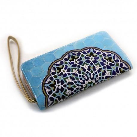 ست کیف دوشی و کیف پول حوض نقاشی
