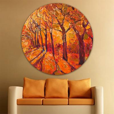 بوم نقاشی دایره قطر37 سانتیمتر