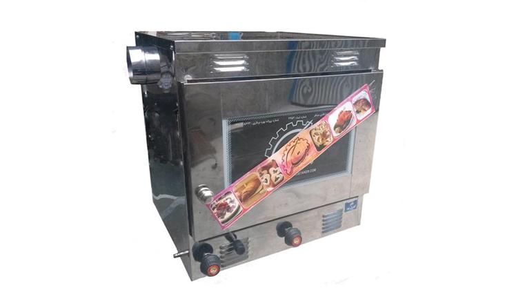 تنور گازی خانگی سرآشپز