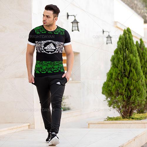 ست تیشرت و شلوار مردانه Adidas مدل Londen