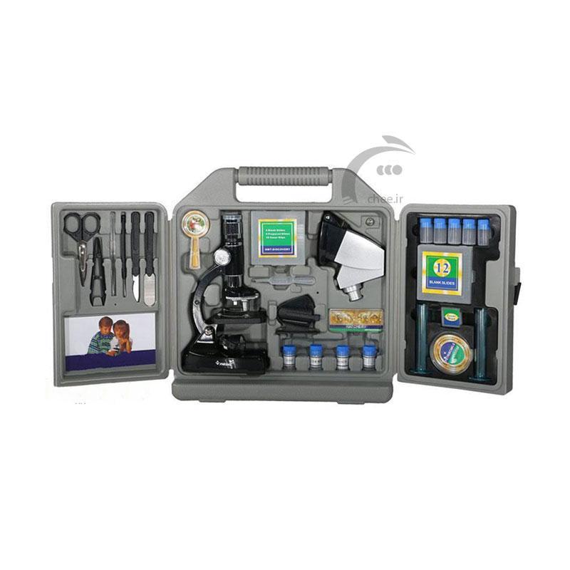 میکروسکوپ دانش آموزی پروژکتوردار OMT-DISCOVERY MA1500-3PZL