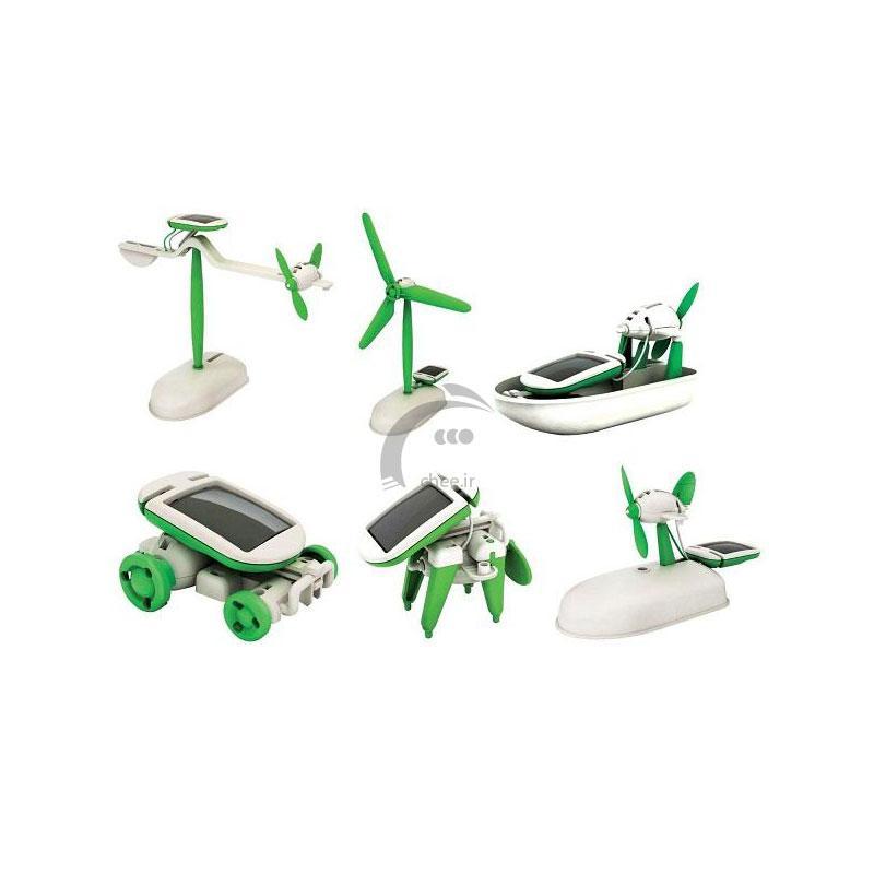 پکیج ربات هوشمند خورشیدی solar kits