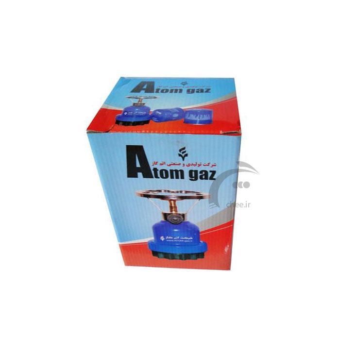 گاز پیک نیکی مسافرتی اتم گاز + کپسول یدک