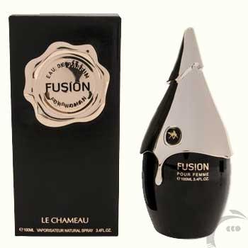 ادو پرفیوم زنانه امپر لوشامو مدل Fusion حجم 100 میلی لیتر