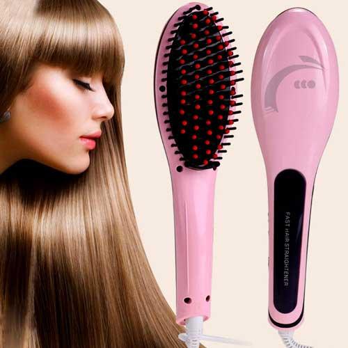 قویترین برس حرارتی برای صاف کردن مو