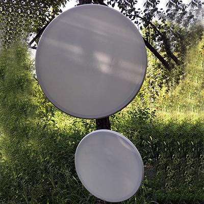 بوم نقاشی دایره قطر 25 سانتی