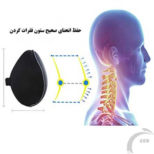 پشت گردنی اکسیژن مدلns
