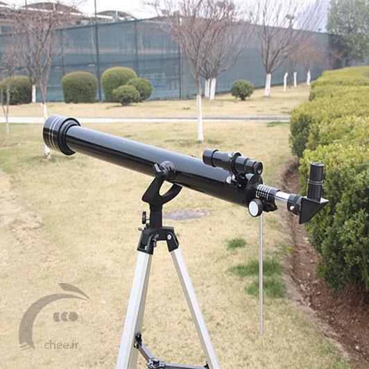 تلسکوپ گالیله ای شکستی مدل 70060 مدیک Medic