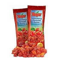 کشمش طعم میوه آلبالو تانسو