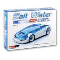 ماشین با سوخت آب نمک از جنس اورجینال