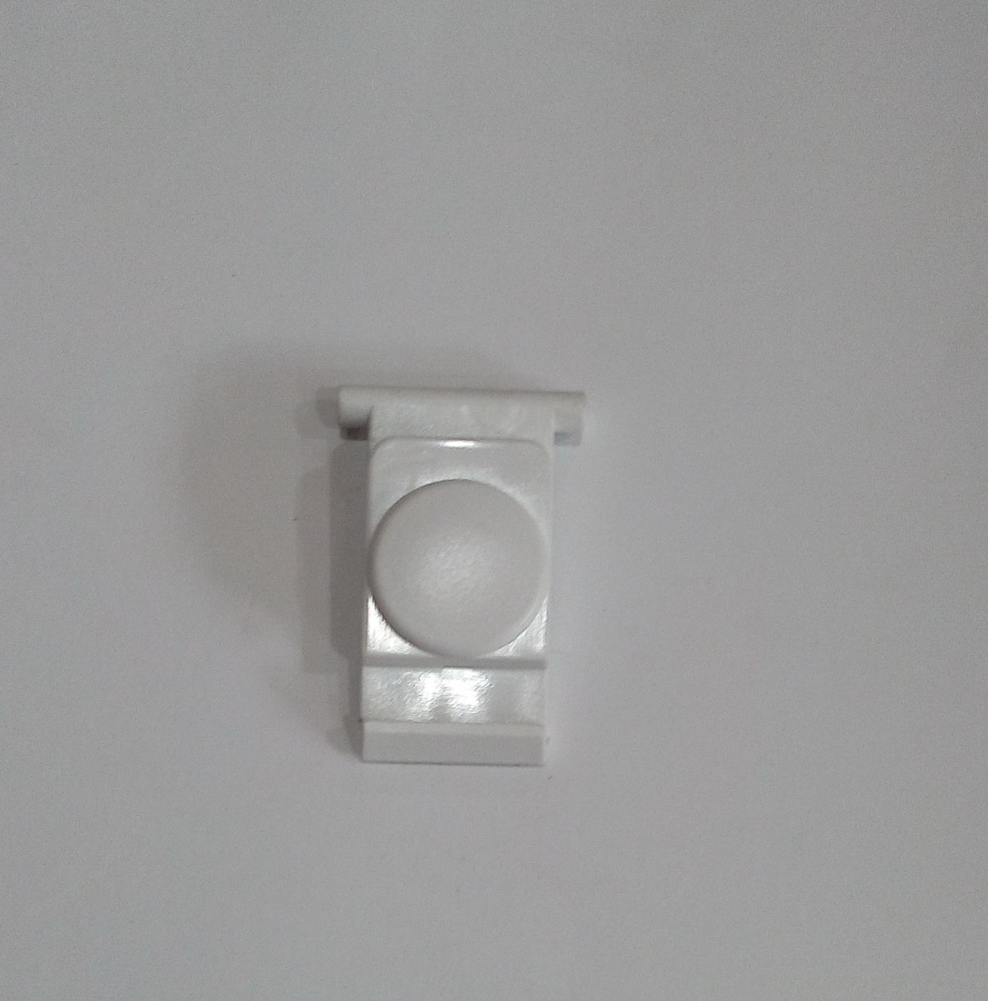 قفل جارو شارژی پارس خزر  به رنگ سفید مدل  HVC-411, HVC-311, CVC-121