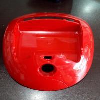 درپوش محفظه شاسی (درپوش آشغال) به رنگ (قرمز ) جاروبرقی پارس خزر مدل VC-2000