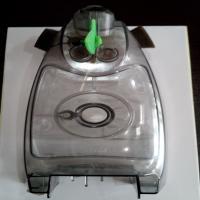 مجموعه تانک آب به رنگ مشکی اتو پارس خزر مدل B-201