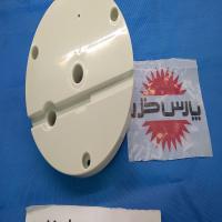 صفحه چرخان بخاری برقی پارس خزر  مدل : SH2000P