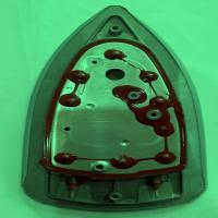 کفی با پوشش طوسی (نقره ای) اتو پارس خزر مدل SI-501