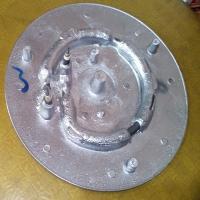 صفحه گرم کننده پلوپز دوازده نفره  پارس خزر  مدل RC-271TSP, RC-271TS