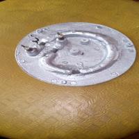 صفحه گرم کننده پلوپز چهار نفره  پارس خزر  مدل RC-101ALL