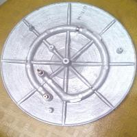 صفحه گرم کننده پلوپز شانزده نفره  پارس خزر  مدل RC-361TSP, RC-361TS