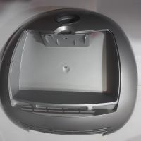 درپوش محفظه شاسی(نقره ای) برای جاروبرقی پارس خزر مدل vc_2000w