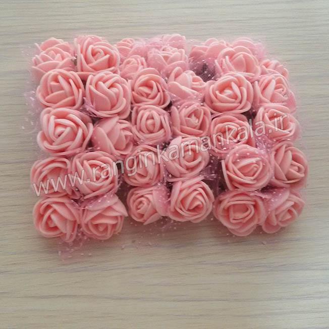 گل فوم توردار- گلبهی