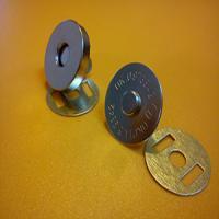 دکمه آهن ربایی نیکل بزرگ