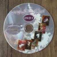 دی وی دی اموزش تزیینات تاج و عروس 1- امیریان