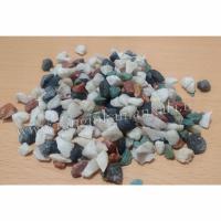 سنگ ریزه رنگی - طبیعی