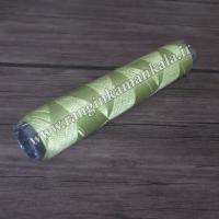 نخ ابریشمی سبز کم رنگ