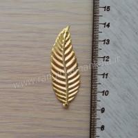 برگ فلزی کنگره ای طلایی