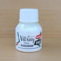 رنگ ویترای  ساده حرفه ای  گاندو - سفید940