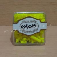 رنگدانه شمع سازی فسفری- زرد