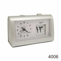 هدیه تبلیغاتی -ساعت رومیزی-کد 4006
