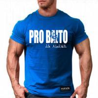 تیشرت PRO BAITO آبی لارج