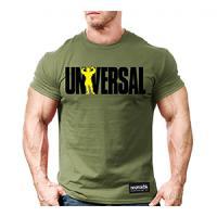 تیشرت یونیورسال لارج ( سبز ارتشی )