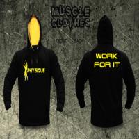 سویی شرت فیزیک (مشکی ) xl