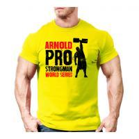 تیشرت آرنولد پرو (زرد ) XL