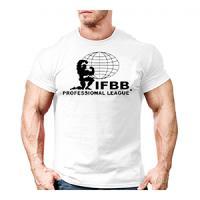 تیشرت ifbb (سفید) L