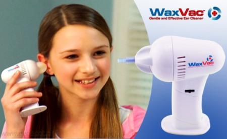 فروش گوش پاک کن برقی Wax Vac