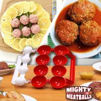 کوفته پیچ Mighty Meatballs