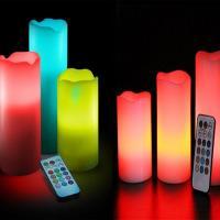 شمع های چراغ دار لوما کندل LED