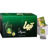چای سبز تیما(تی بگ)-شماره بهداشت4850