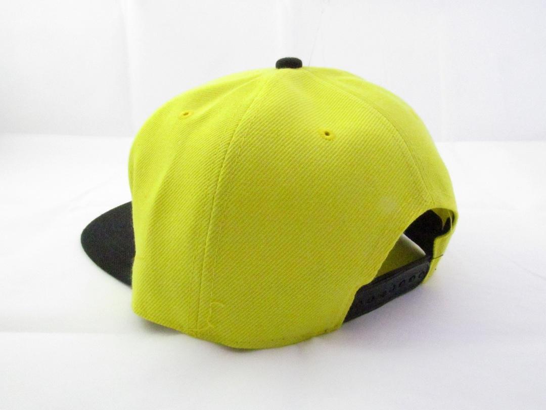 کلاه رپ خارجی اورجینال nike زرد