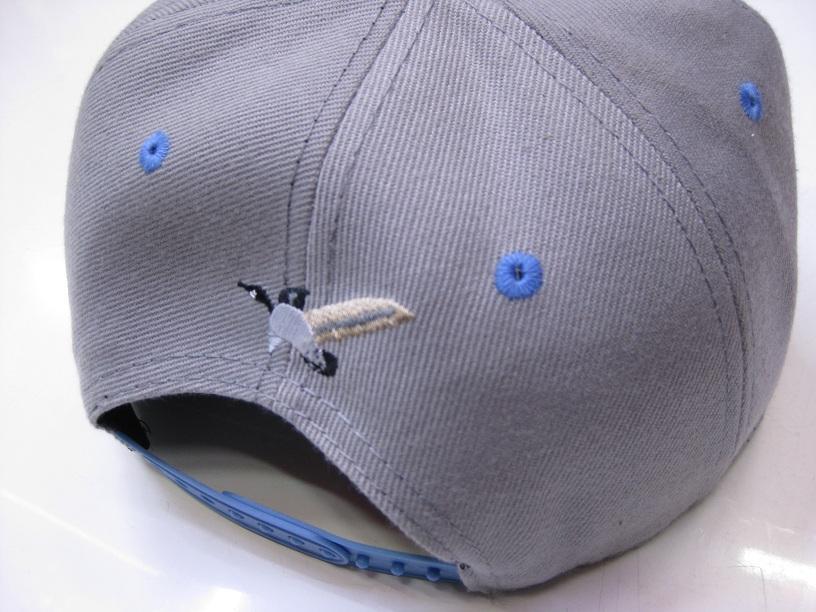 کلاه رپ خارجی اورجینال goose خاکستری