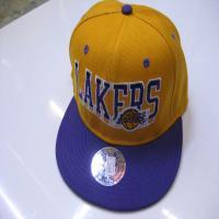 کلاه رپ خارجی اورجینال lakers  زرد