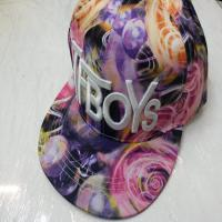 کلاه رپ TFBOYS صورتی رنگین
