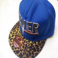 کلاه رپ fever کتان آبی