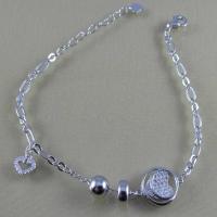 دستبند نقره کریستاله 4 طرح