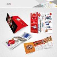 چاپ انواع بروشور تبلیغاتی